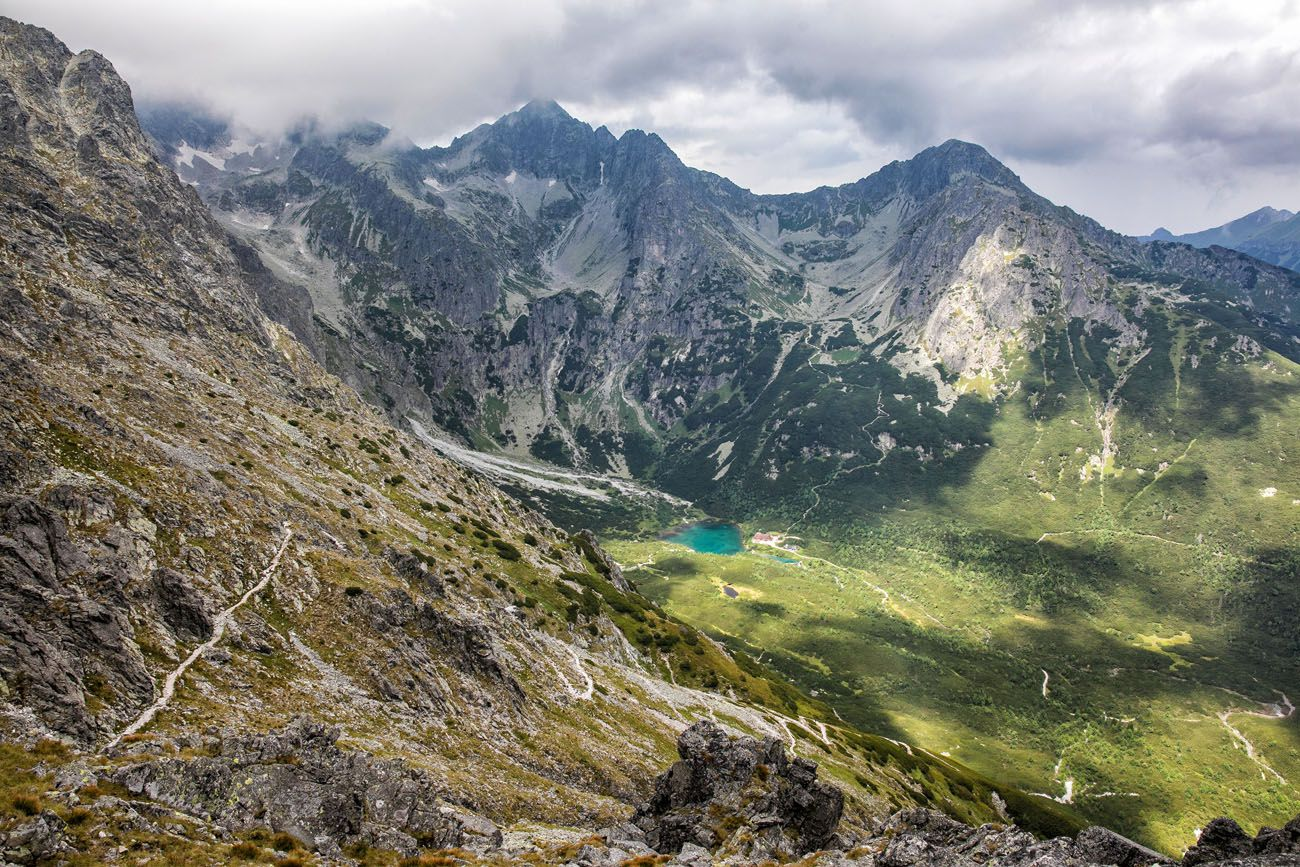 Hiking Slovakia