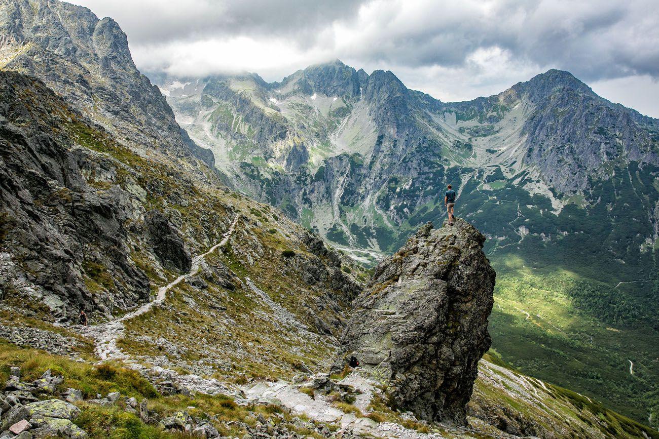 Hiking in Slovakia