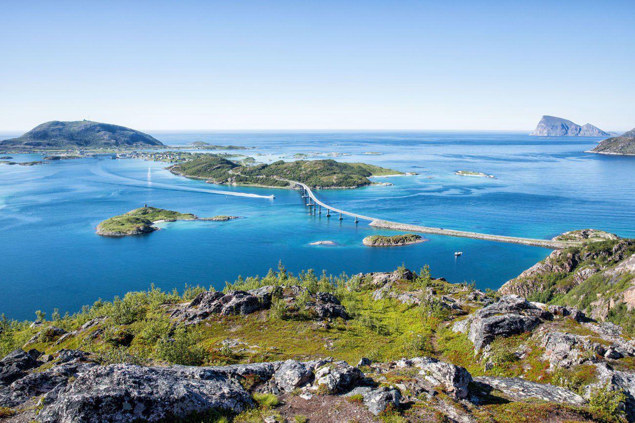 Ørnfløya Hike
