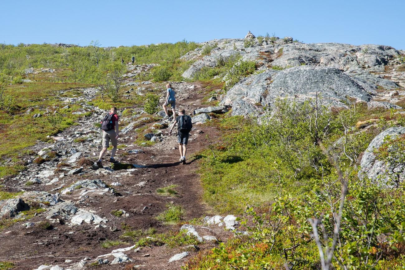Ornfloya Hiking Trail