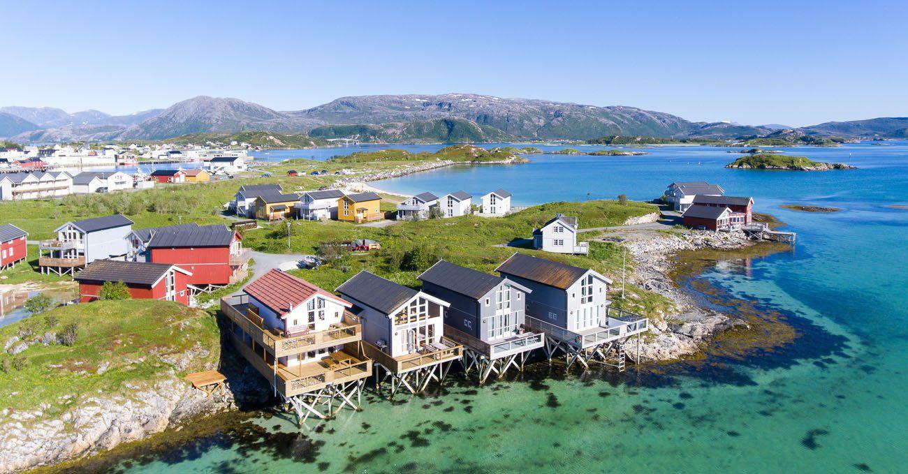 Sommaroy Arctic Hotel Norway