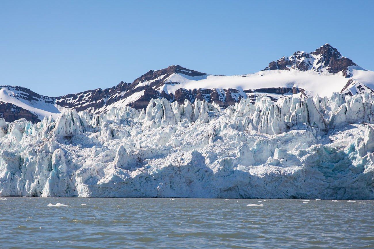 Svea Glacier