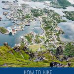 Svolvaer Floya Hike Lofoten Islands