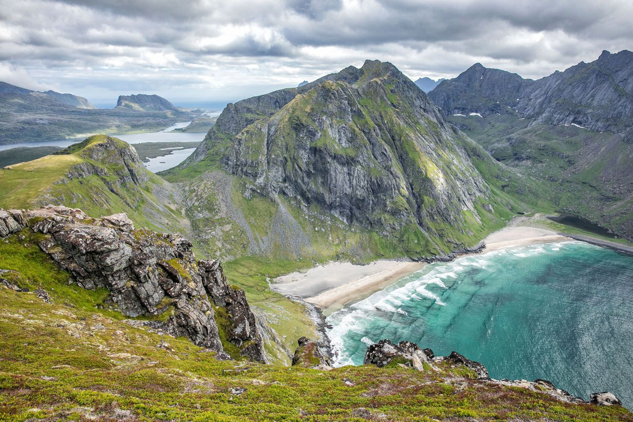 Best hikes in Lofoten Islands