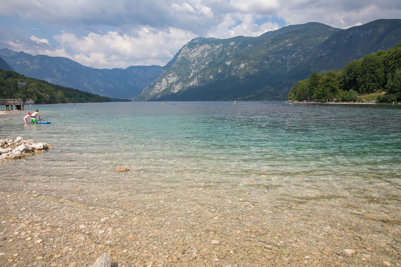 Best things to do at Lake Bohinj