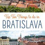 Bratislava Slovakia Best Things To Do