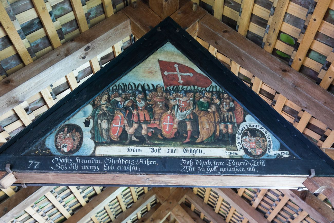Chapel Bridge Artwork