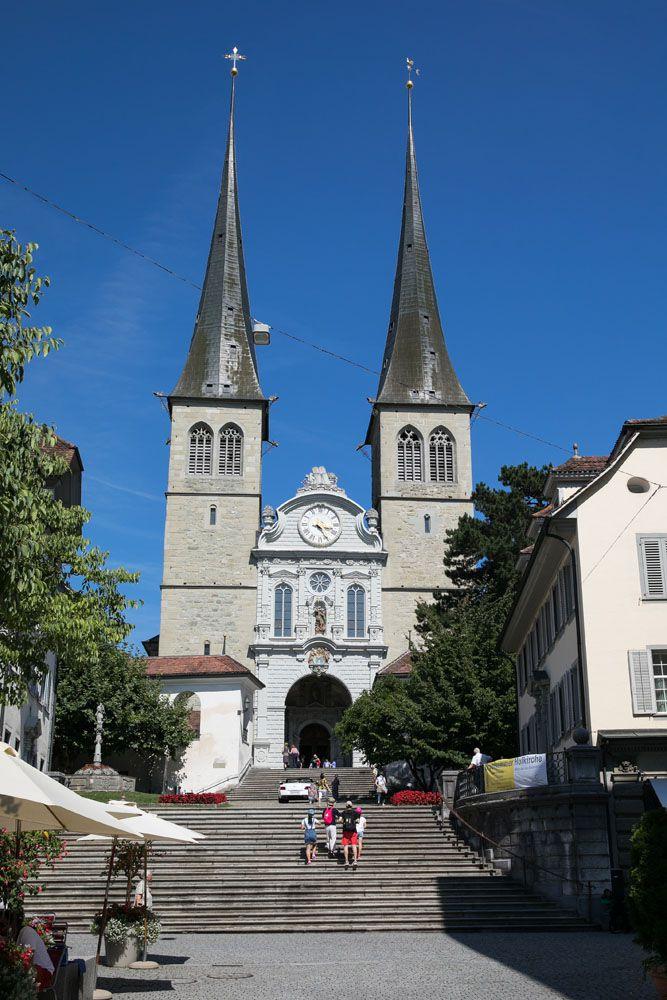 Church of St Leodgar
