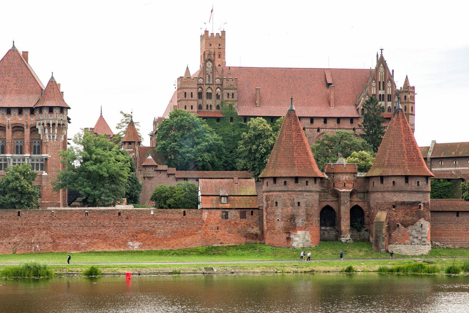 How to Visit Malbork Castle