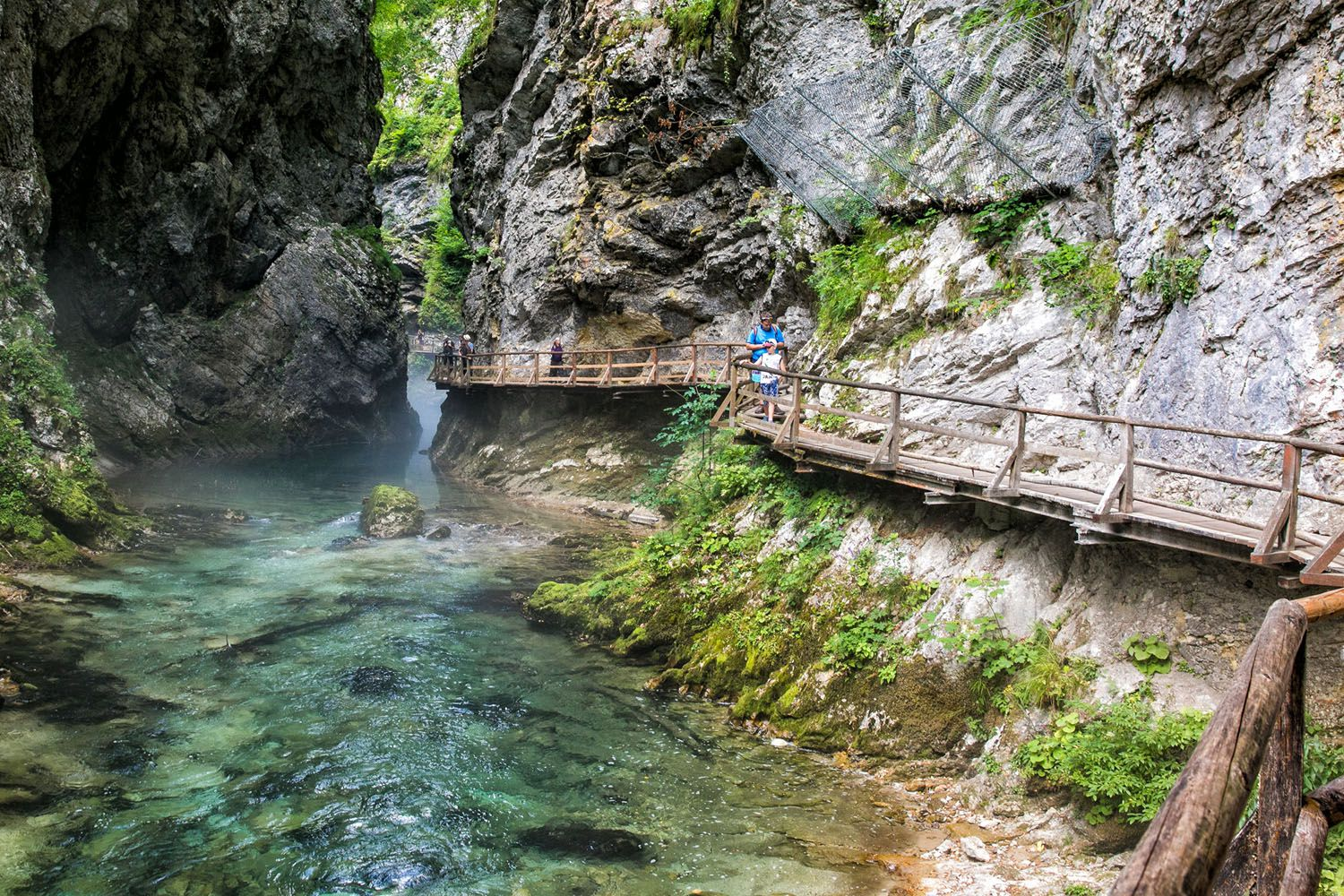 How to Visit Vintgar Gorge