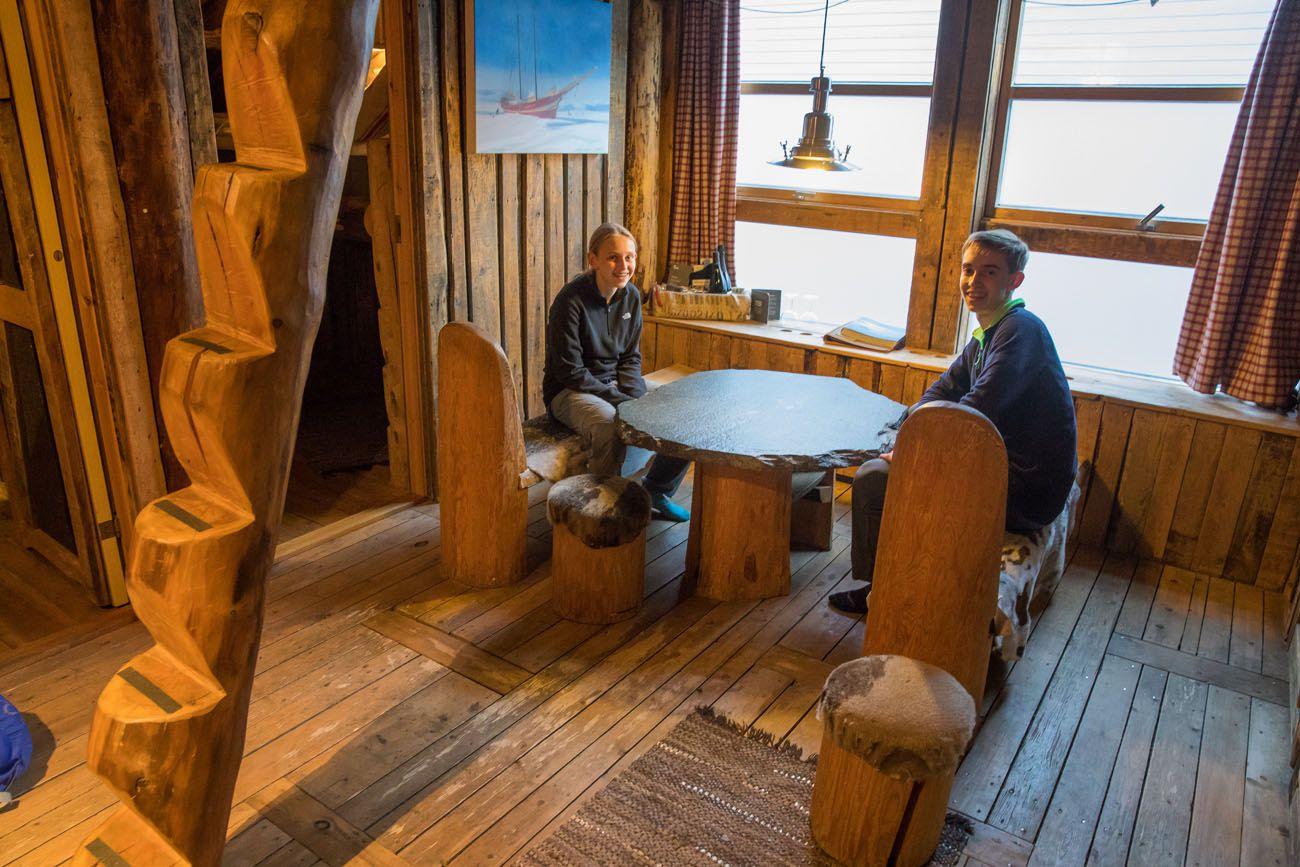 Inside Basecamp Explorer