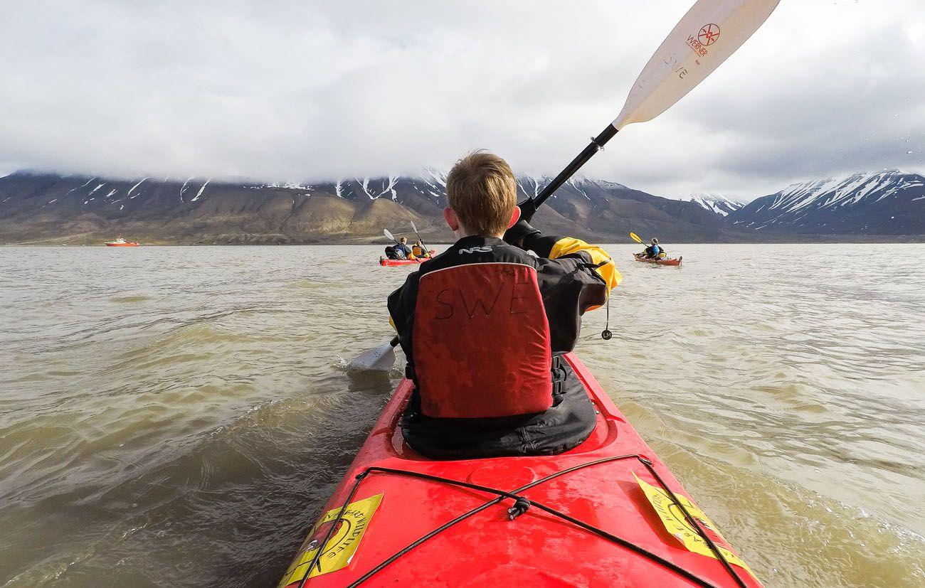 Svalbard Budget Travel