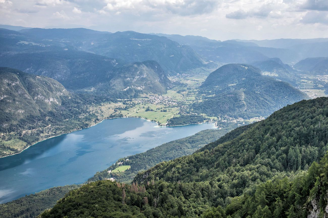 Lake Bohinj Viewpoint