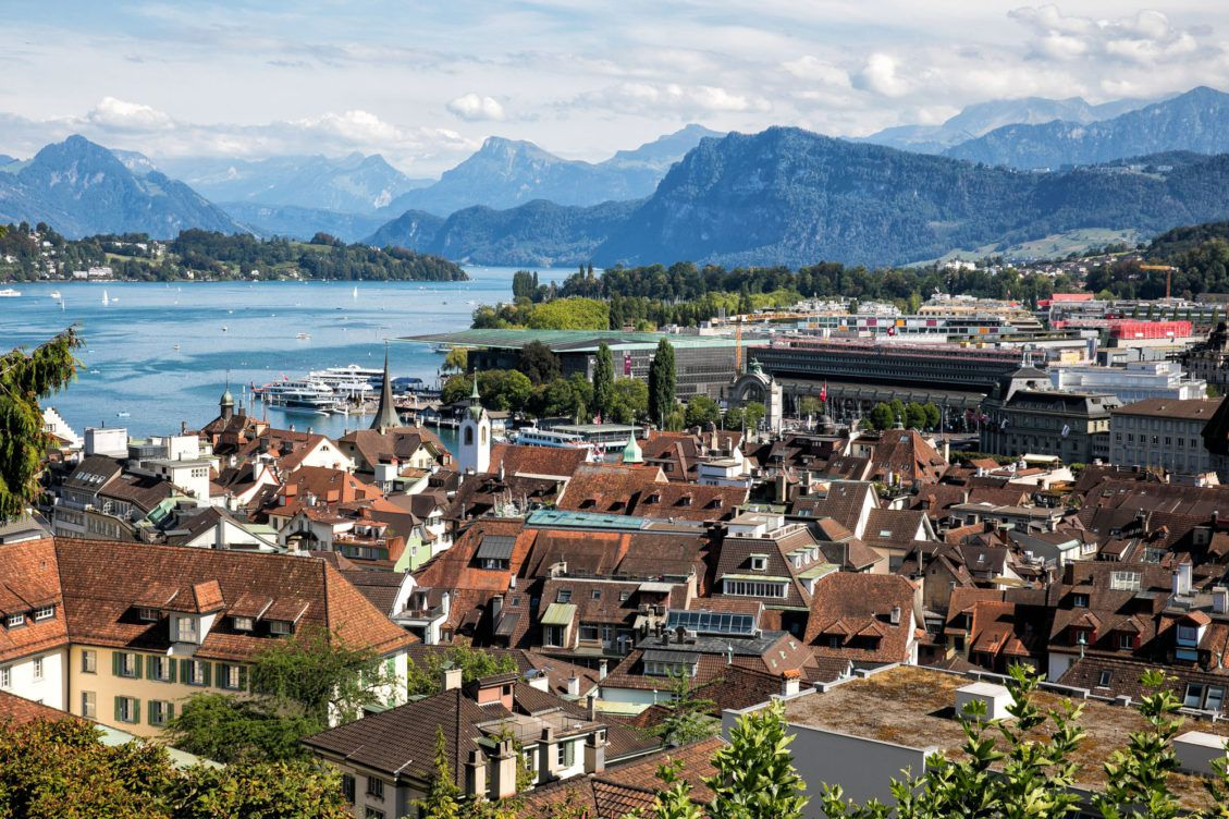 Lucerne in One Day