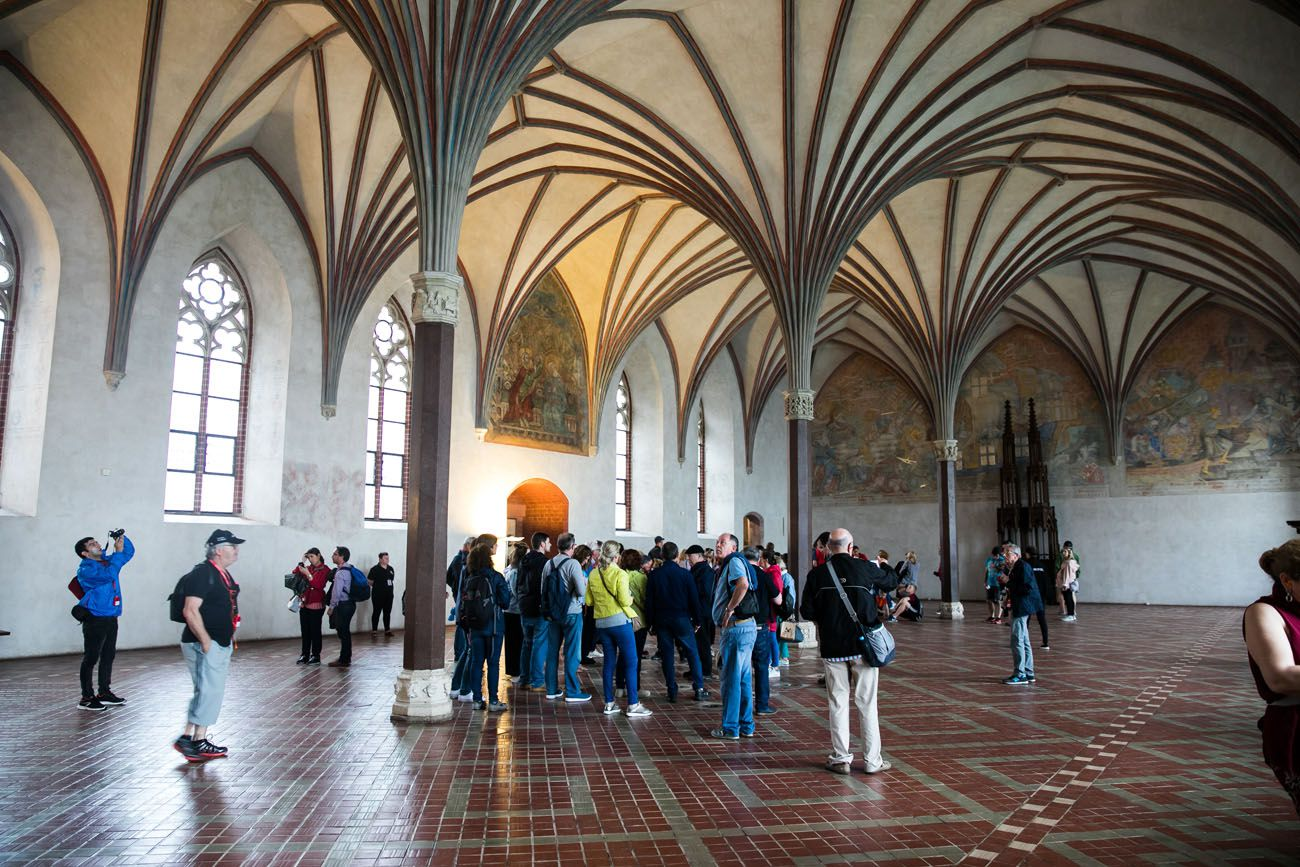 Malbork Castle Grand Palace
