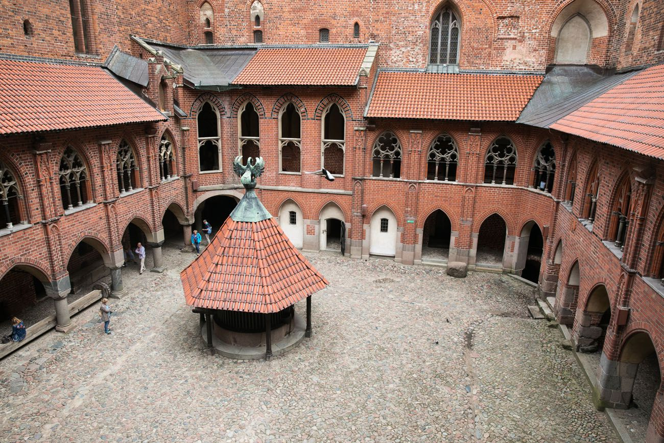 Malbork Castle High Castle