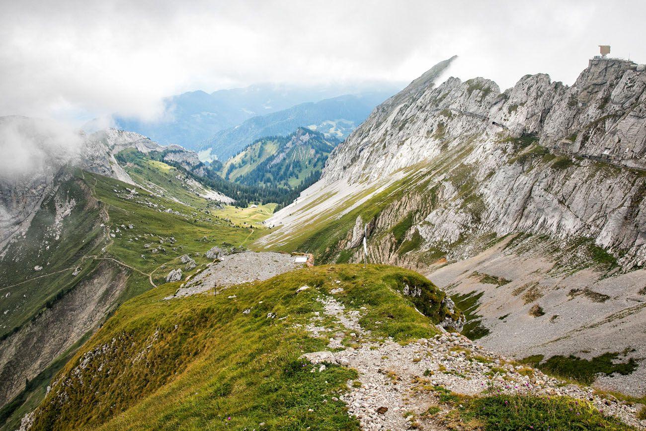 Mt Pilatus Switzerland