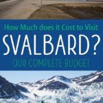 Svalbard Norway Budget
