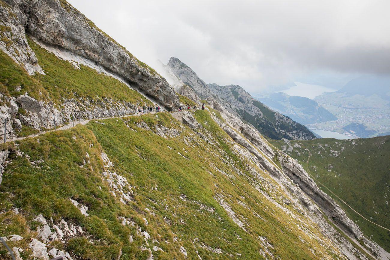 Tomlishorn Trail