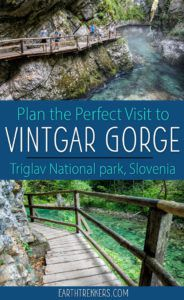 Vintgar Gorge Slovenia Travel Advice