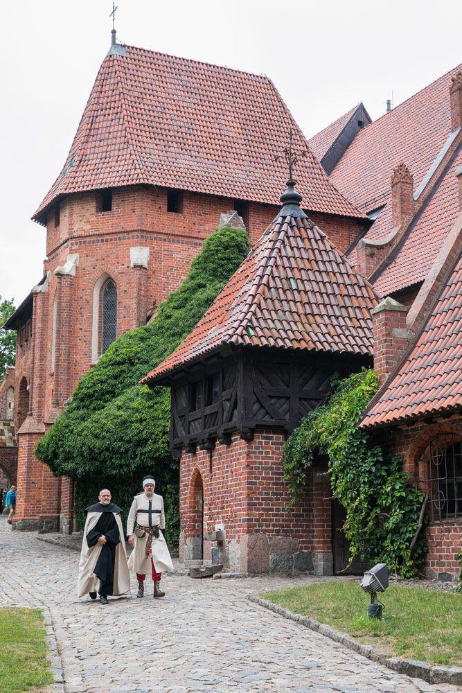 Visit Malbork Castle
