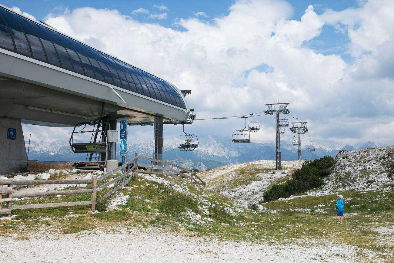Vogel Cable Car July