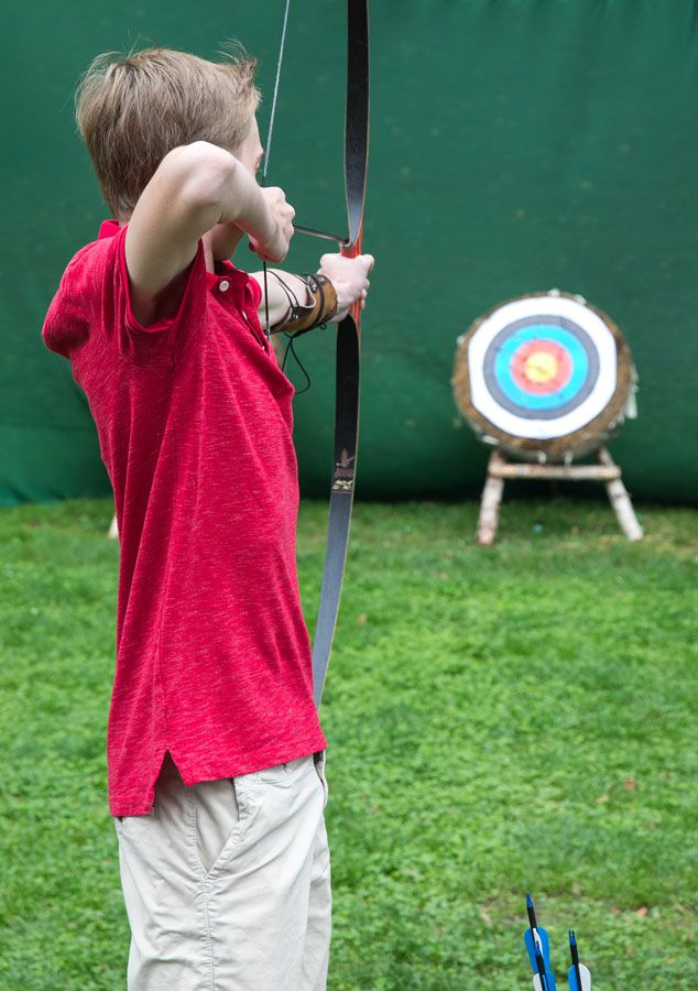 Archery in Krakow