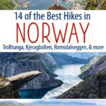 Best Hikes Norway Trolltunga