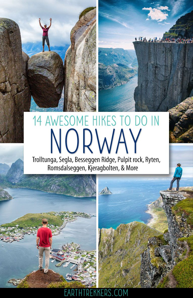 Best Norway Hikes