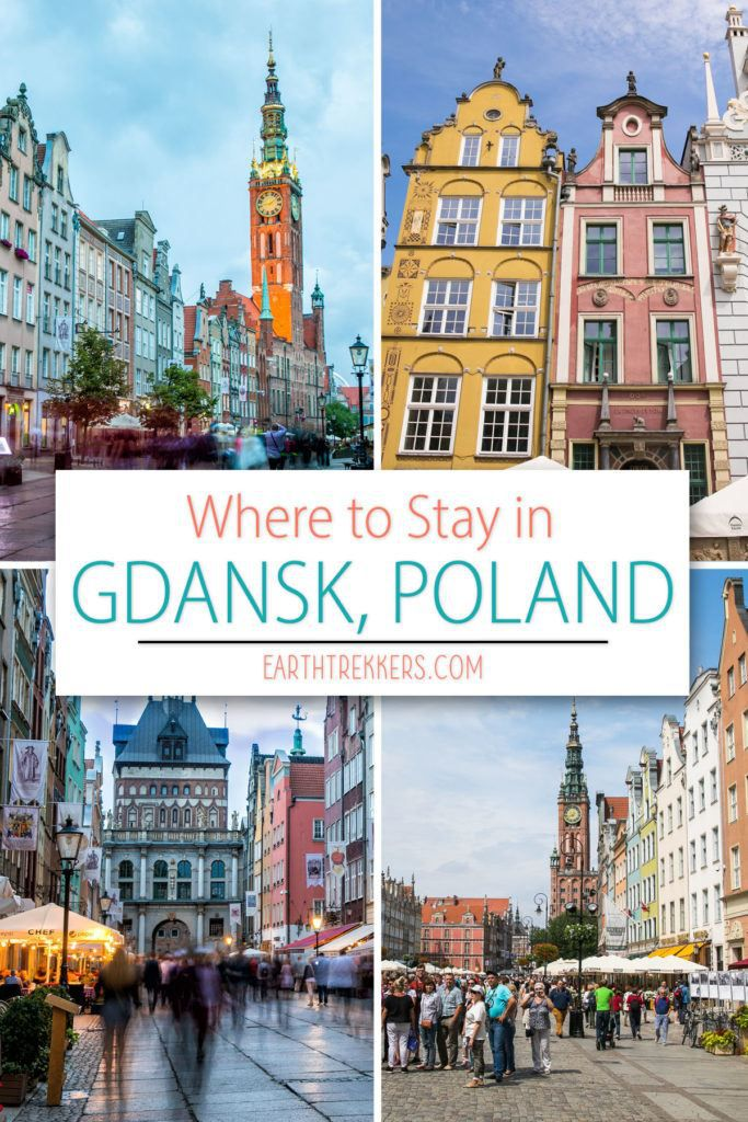 Best Places to Stay in Gdansk