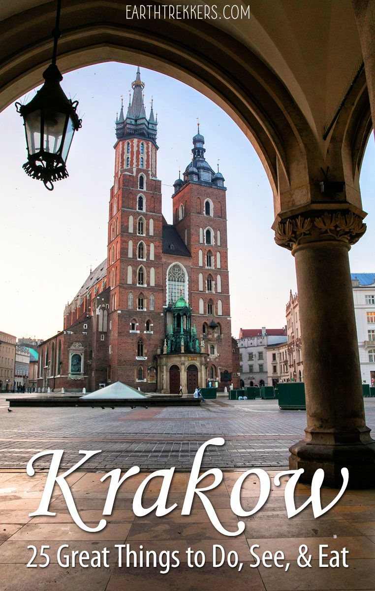 Best Things to do Krakow Poland