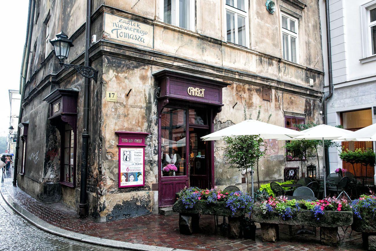 Cafe Camelot Krakow