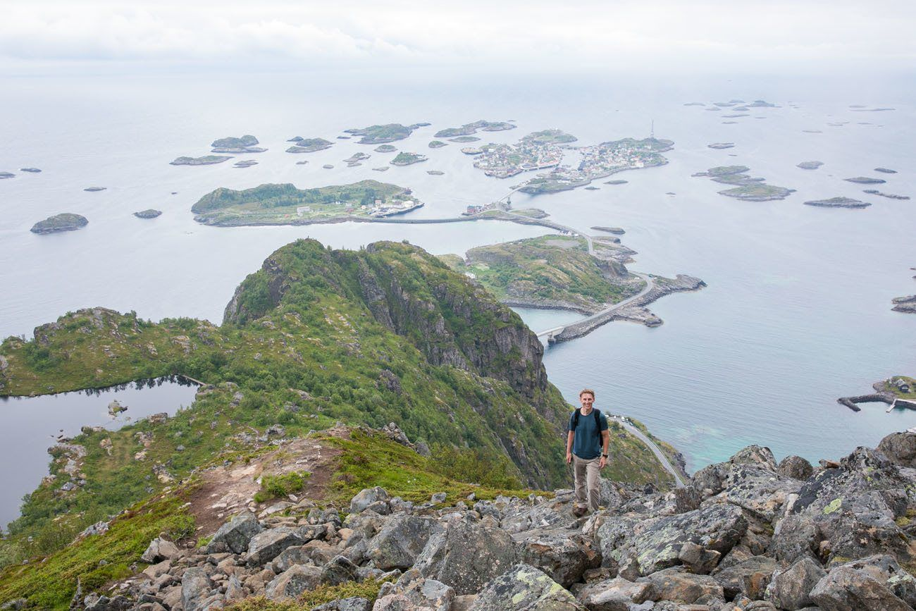 Festvagtind Norway
