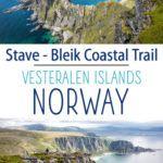 Hiking Norway Vesteralen Islands
