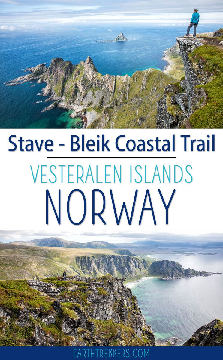 Hiking Norway Vesteralen Islands