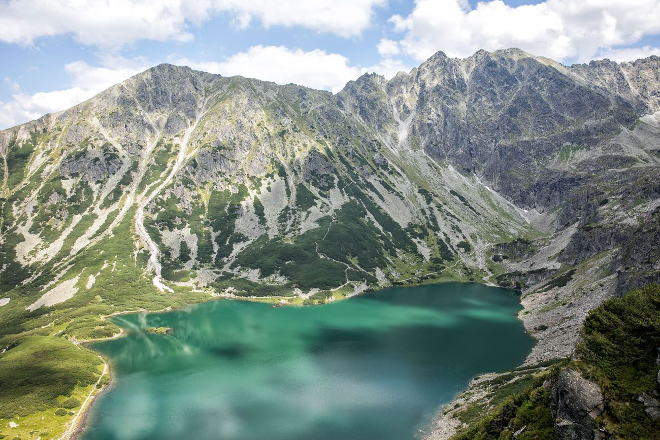Hiking Polish Tatras