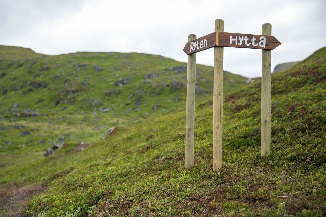 Hytta Sign