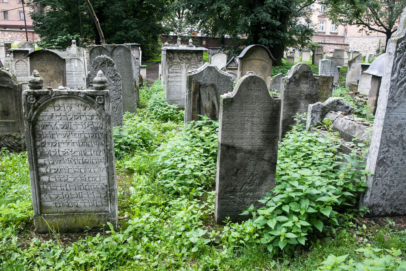 Jewish Cemetery Poland