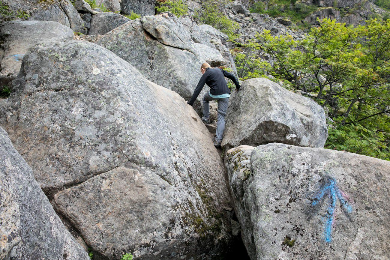 Kara Rock Scrambling