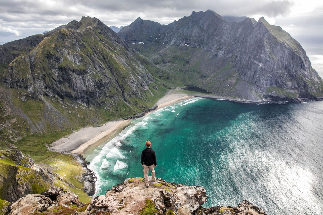 Lofoten Islands Hike