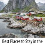 Lofoten Islands Norway Where to Stay