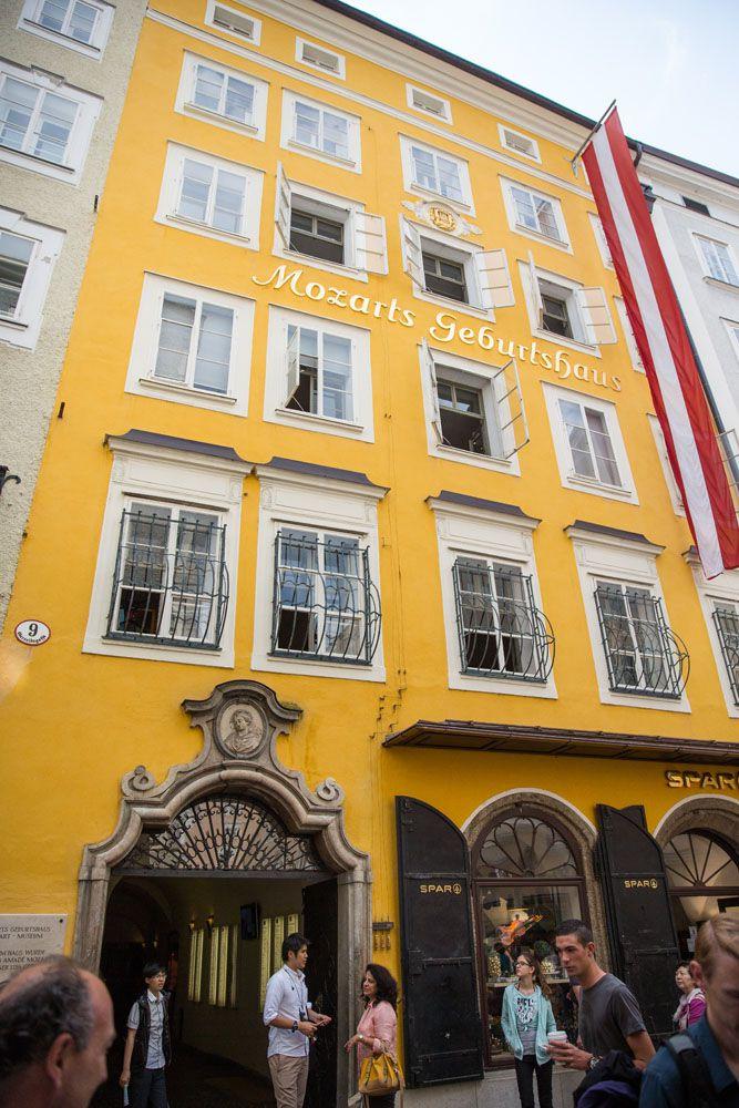 Mozart Museum Salzburg