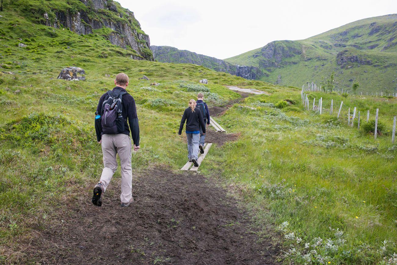 Muddy Trail Ryten