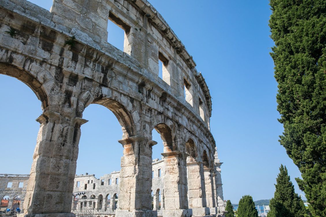 One Day in Pula