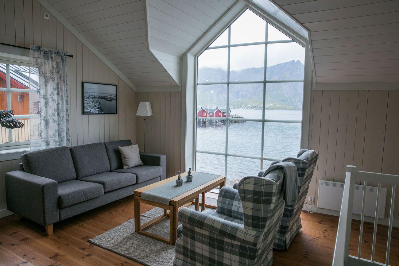 Reinefjorden Sjohus