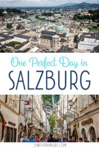 Salzburg Austria One Day Itinerary