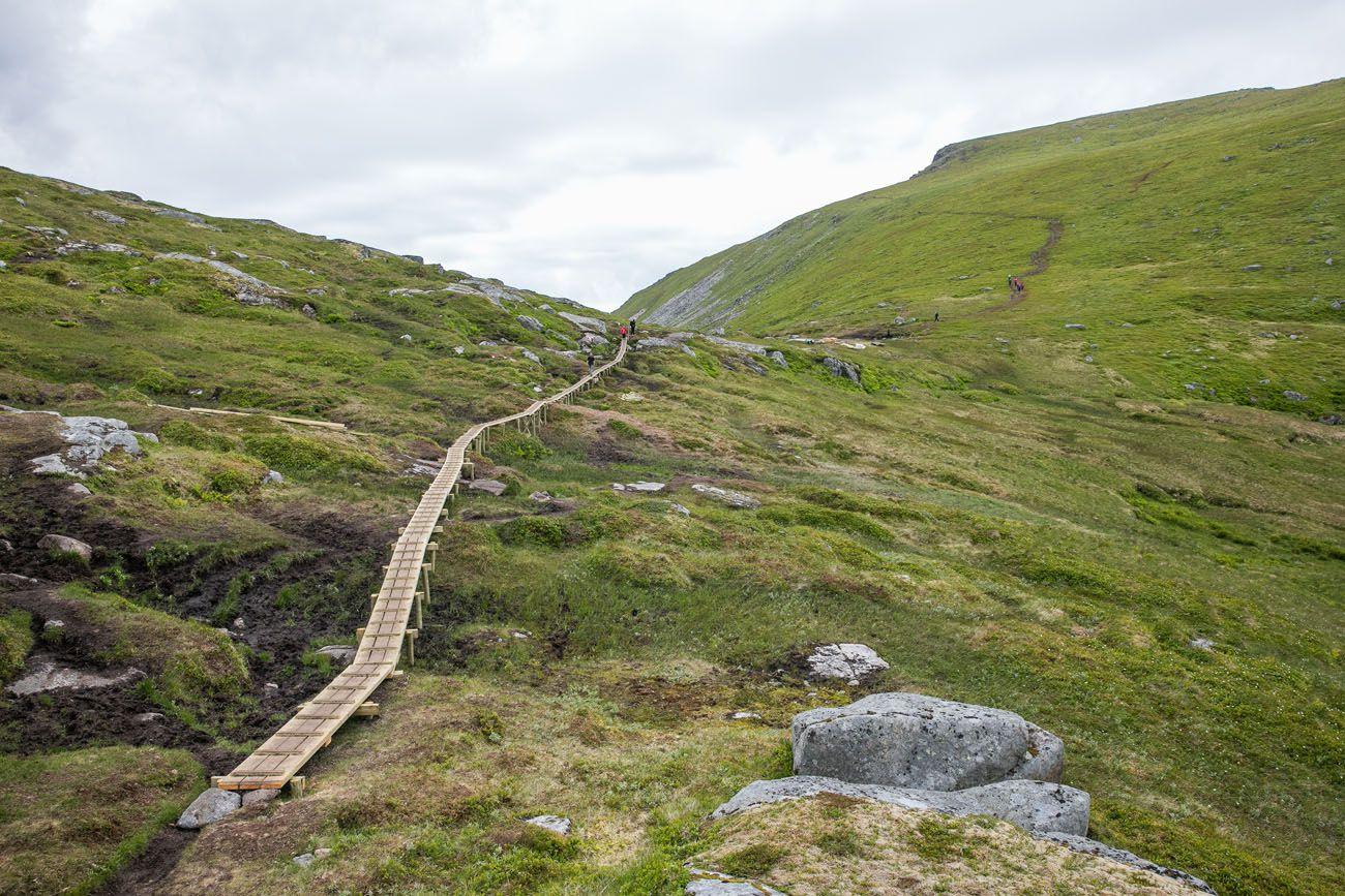 Second Climb Ryten