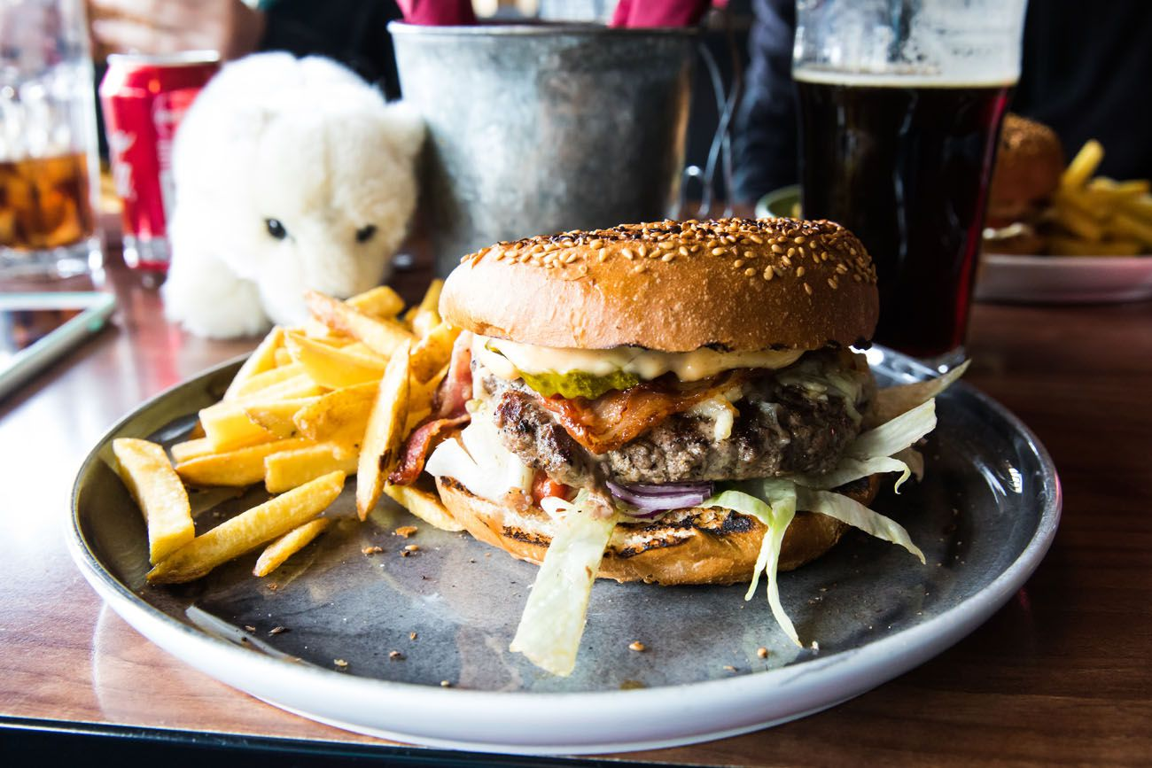 Svalbar Burger