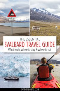 Svalbard Travel Guide and Itinerary
