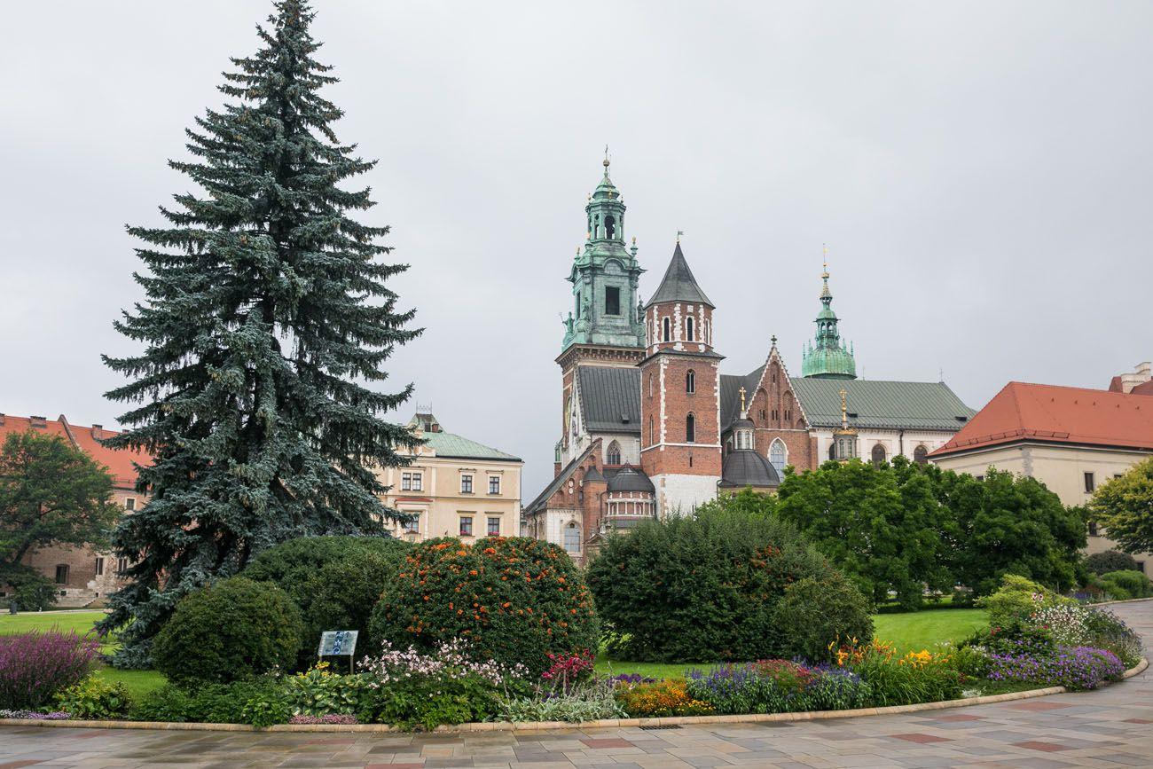 Wawel Castle Grounds
